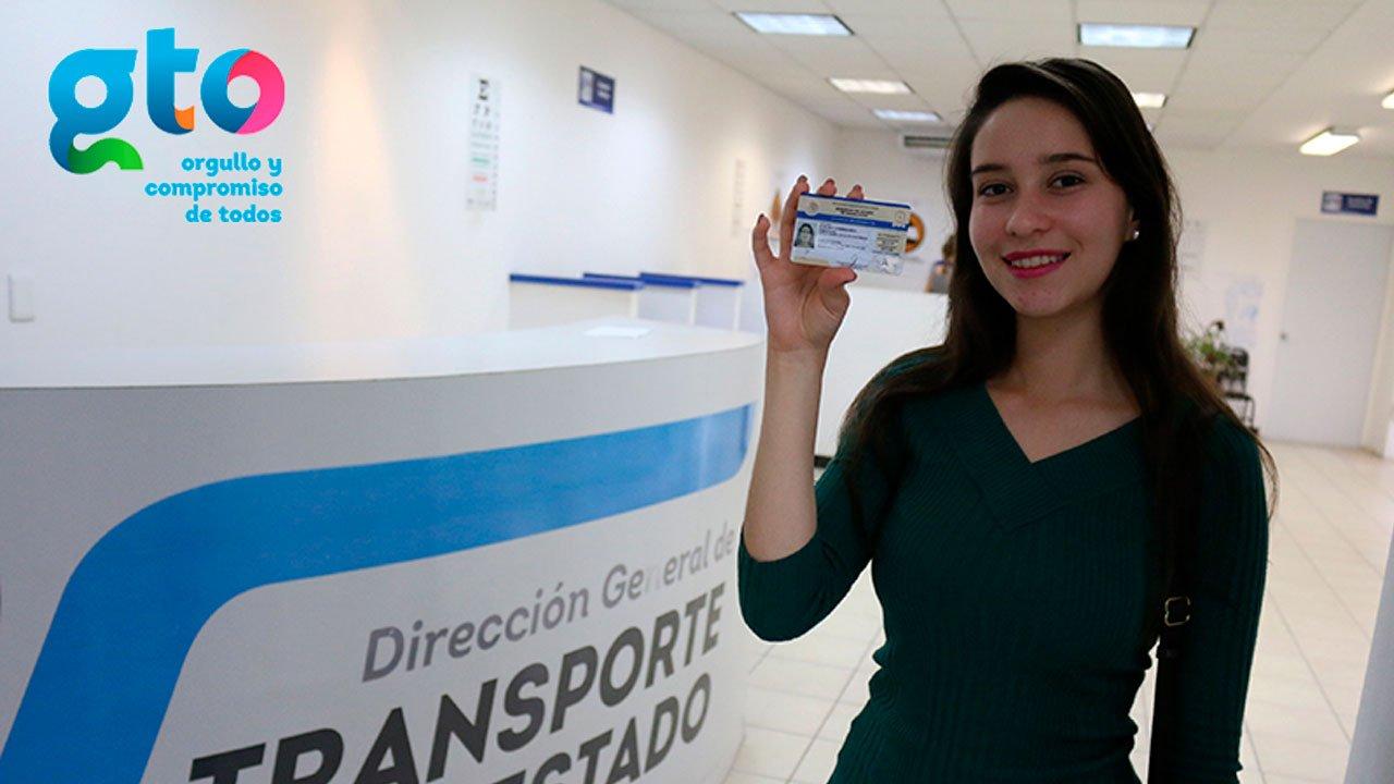 Guanajuato Licencia 1