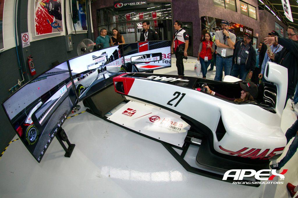 Simulador Formula Haas 1024x683