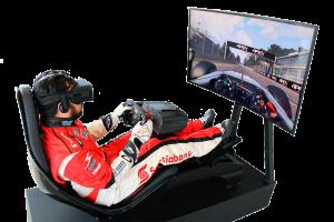 Simulador Apex Racer Pro 300x200
