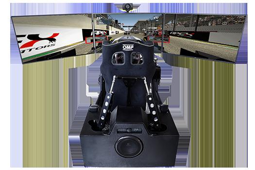 SImulador De Movimiento APEX Simuladores