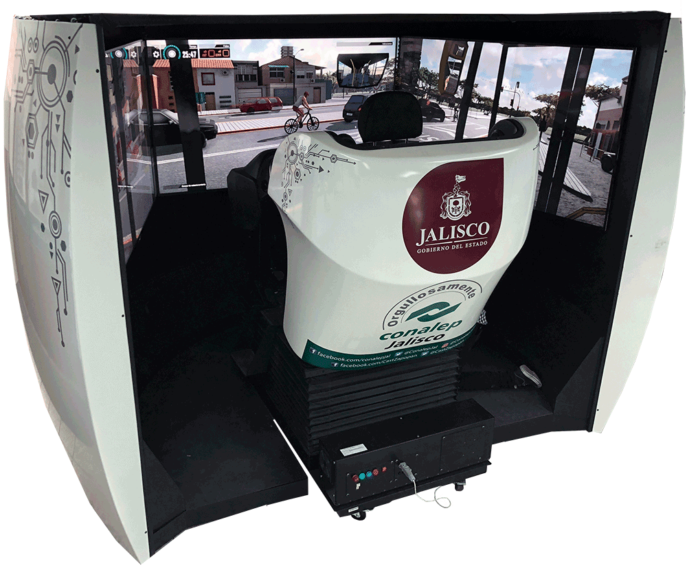Simulador De Autobus 1