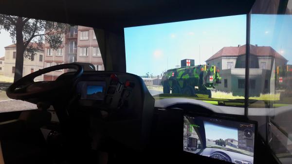 Simulador Militar APEX