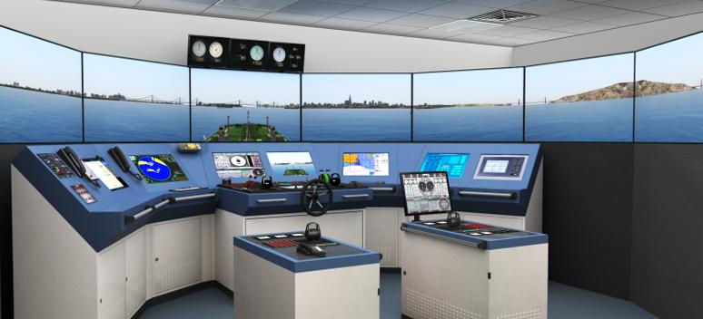 Simulador De Maniobras De Navegación Barco Y Remolcador E1530214212497