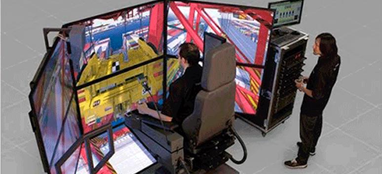 Simuladores Portuarios 2