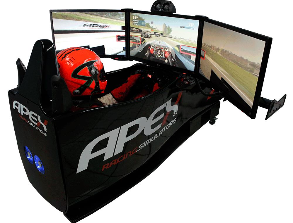 Simulador APEX® Formula