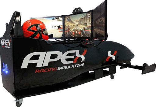 Simulador Formula Apex 4