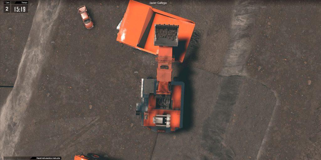 Simulador De Retroexcavadora De Cadenas 1024x512