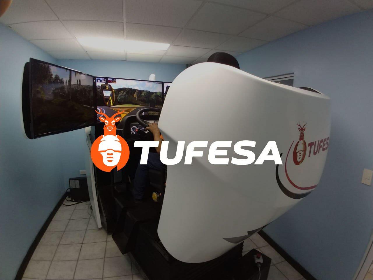 Simulador De Autobus Tufesa