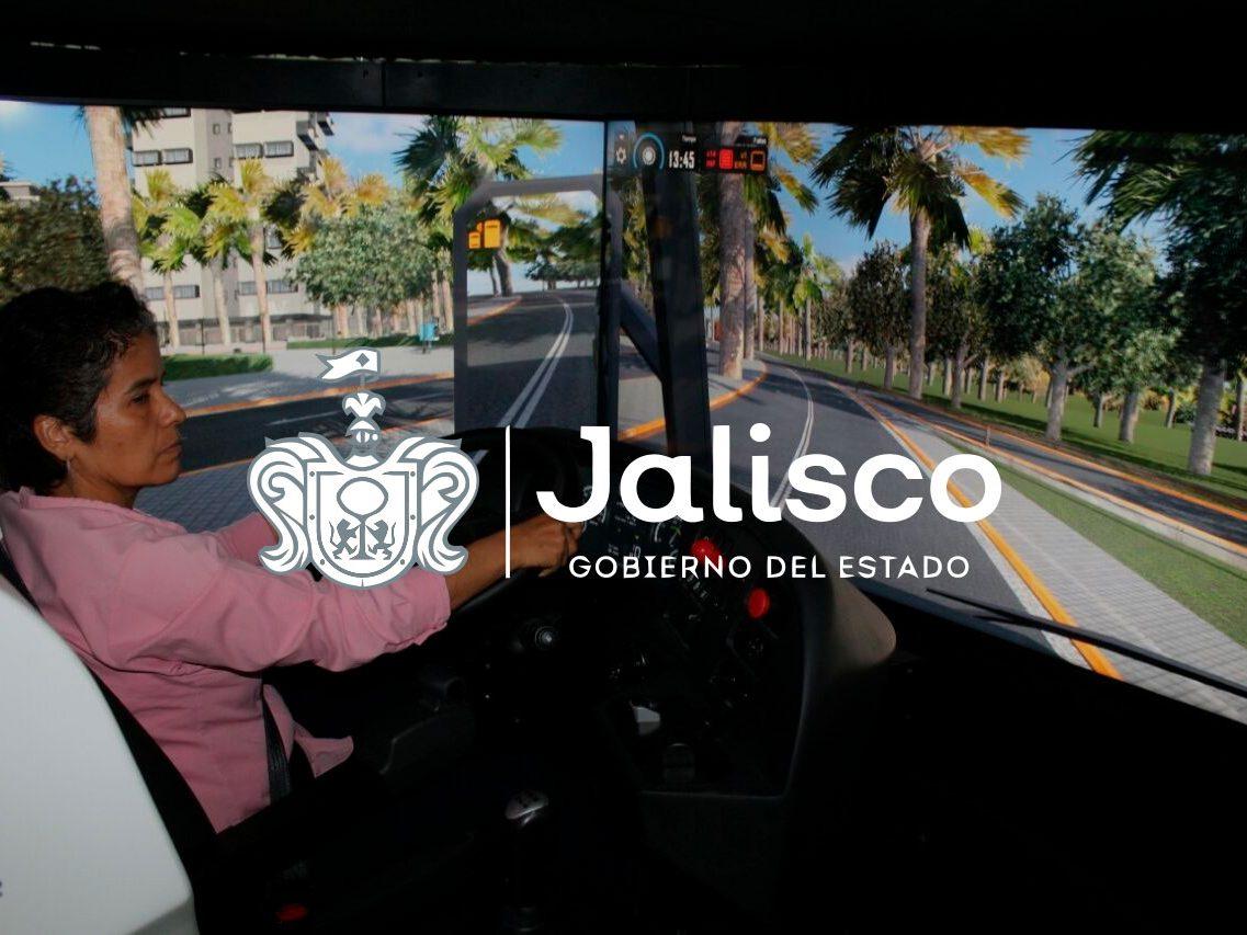 Simulador De Autobus En Jalisco 1137x853