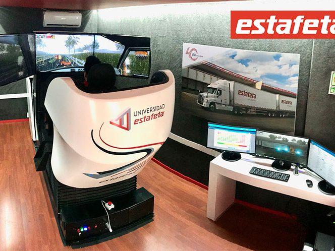 Simulador De Estafeta 664x498