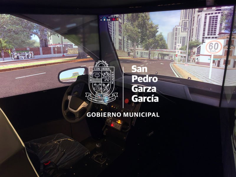 Simulador De Patrulla Nuevo Leon