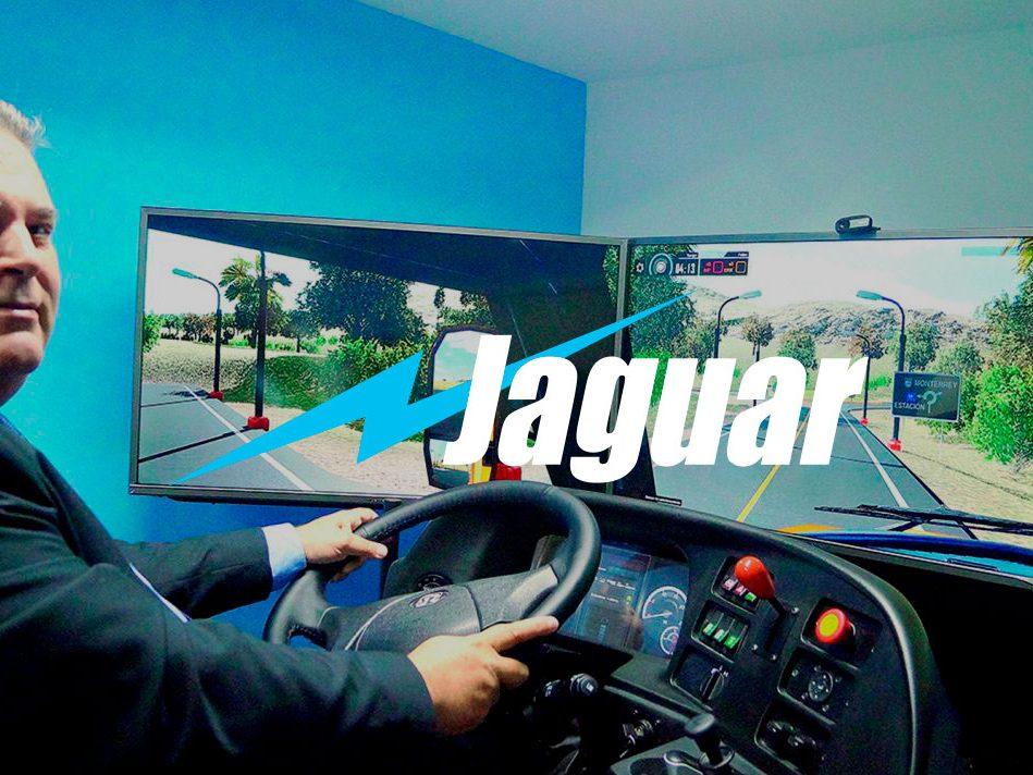 Simulador De Tractocamion Jaguar 949x712
