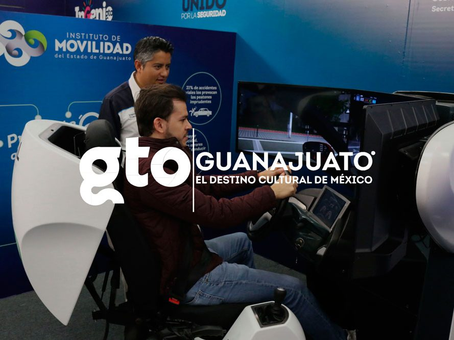 Simulador Para Examen De Licencia De Conducir En Guanajuato 1 889x667