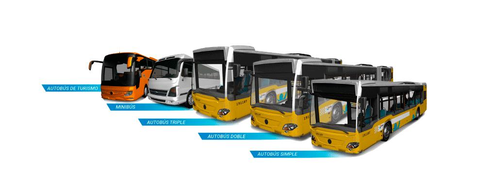 Modelos Autobus