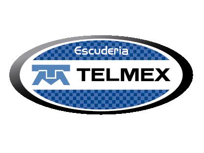 4 ESCUDERIA TELMEX