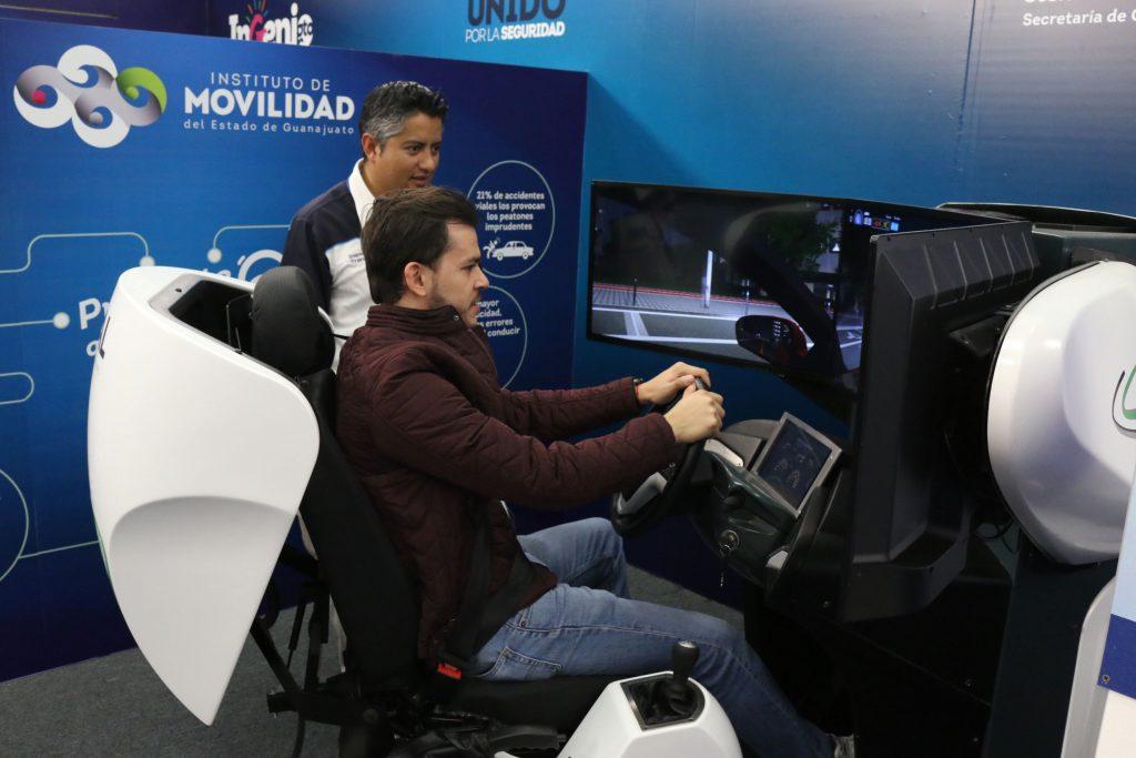 Simulador De Automovil Movilidad 1024x683