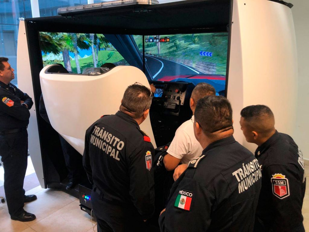 Simulador De Patrulla APEX Exterior 1024x768