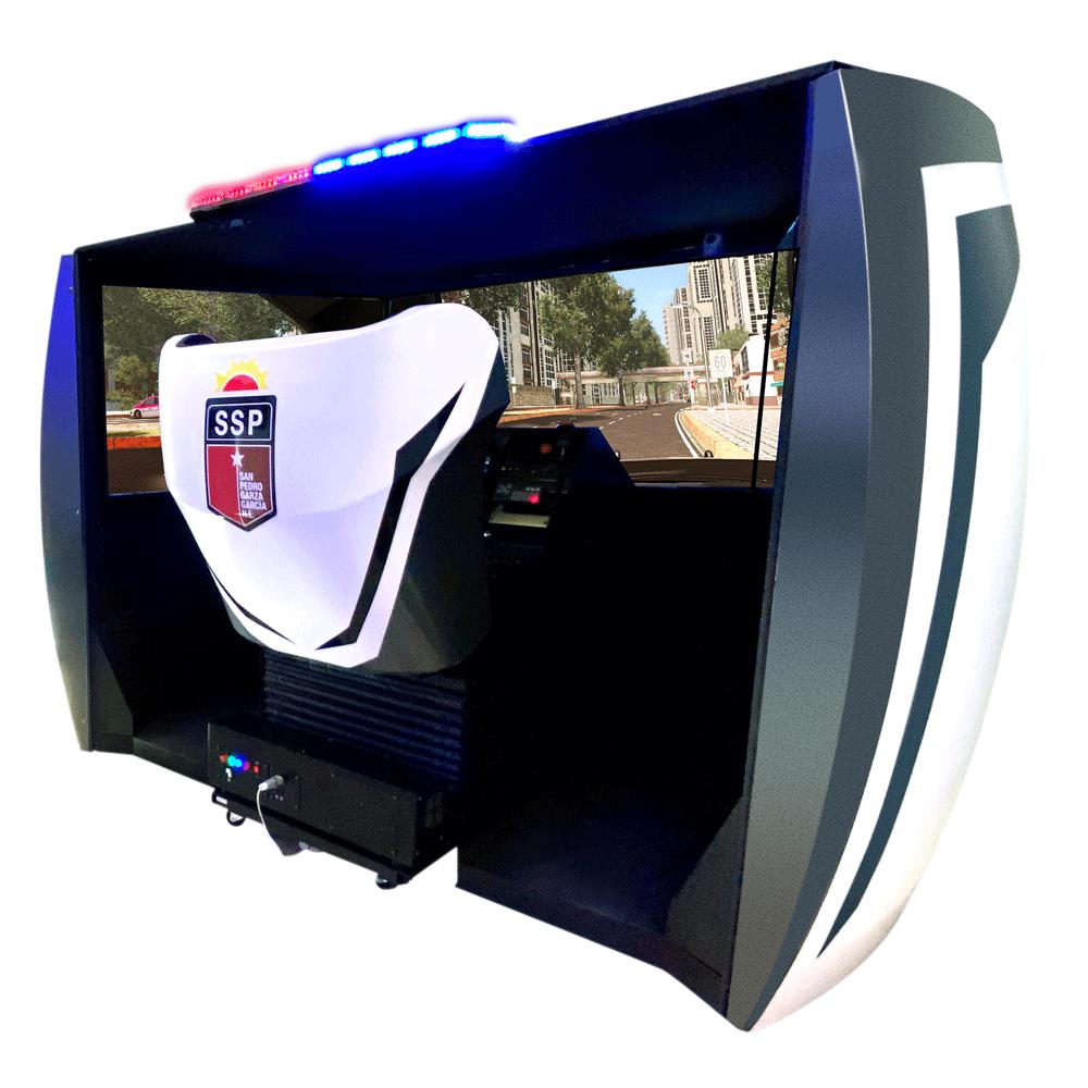 Simulador De Patrulla Policia APEX 1