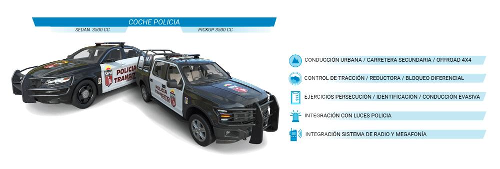 Ficha Vehiculos Coche Policia 20 04 2020