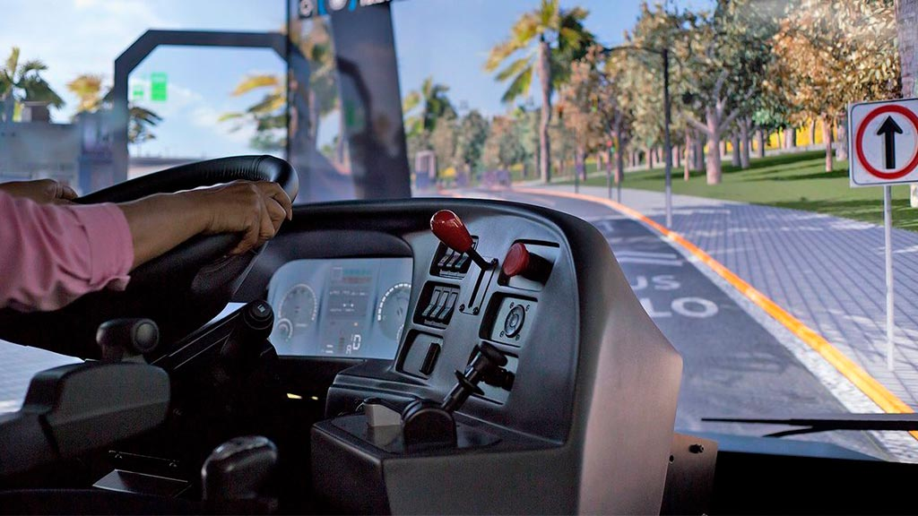Simulador Autobus Conalep