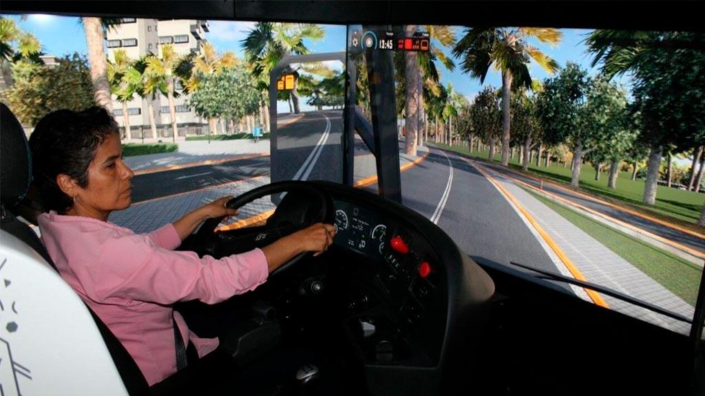 Simulador Autobus Jalisco