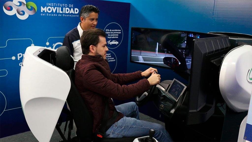 Simulador Automovil Gto