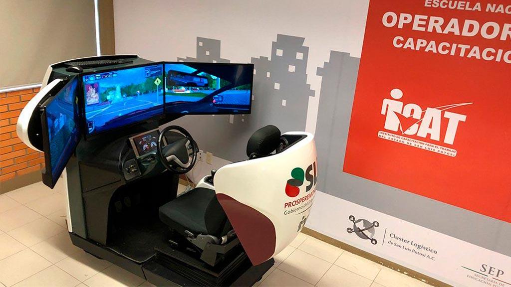 Simulador Automovil Icat Slp