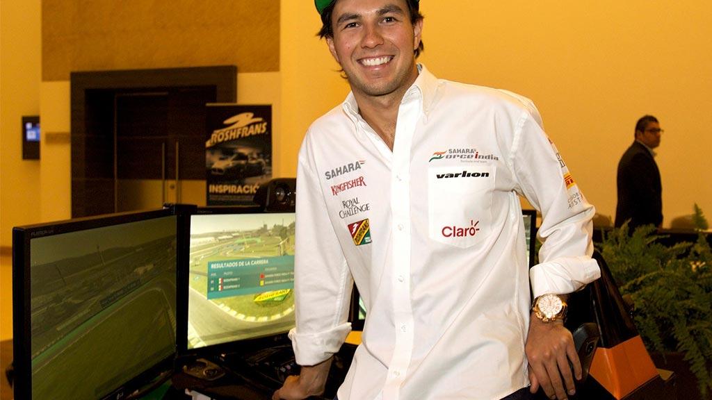 Simulador Checo Perez