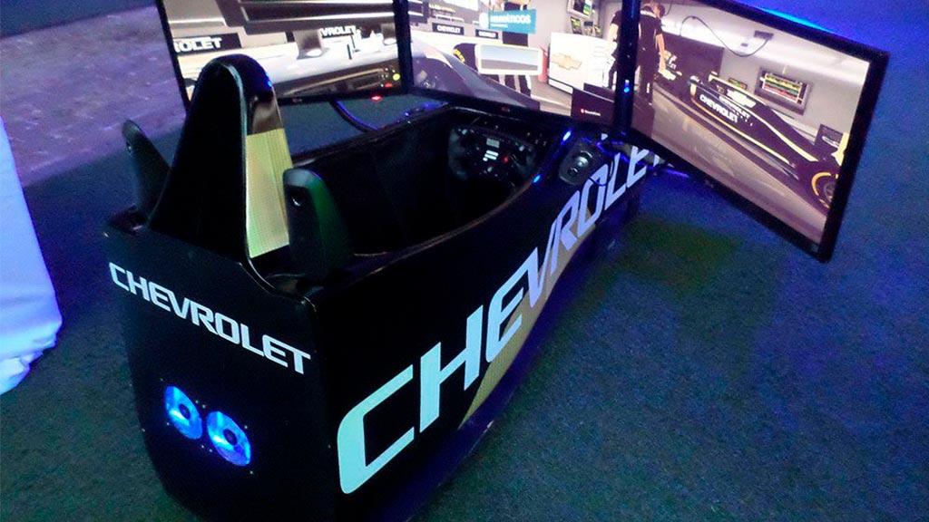 Simulador Chevrolet