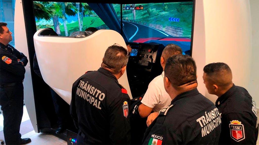 Simulador De Patrulla San Pedro Nuevo Leon