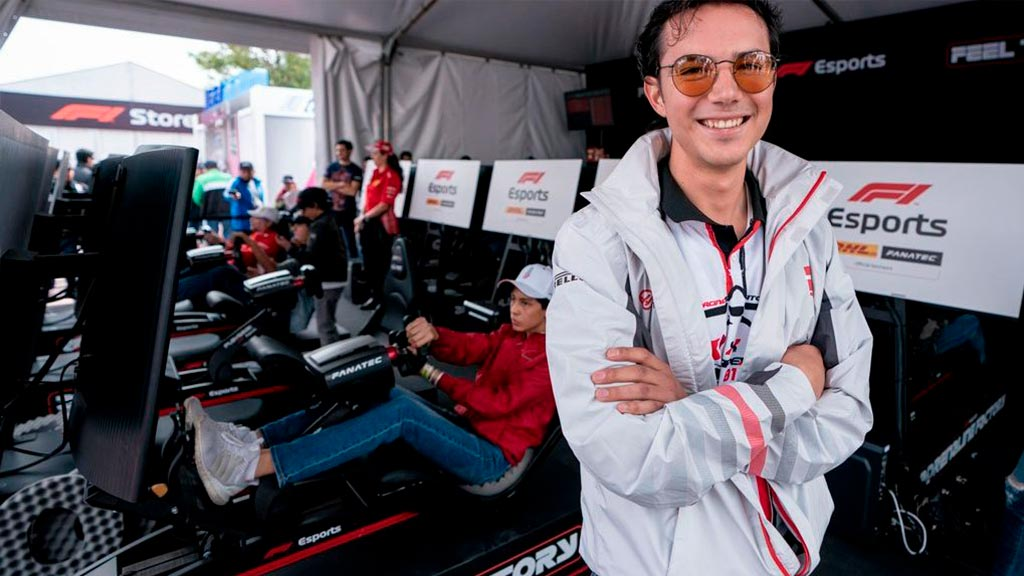 Simulador Formula 1 Esports