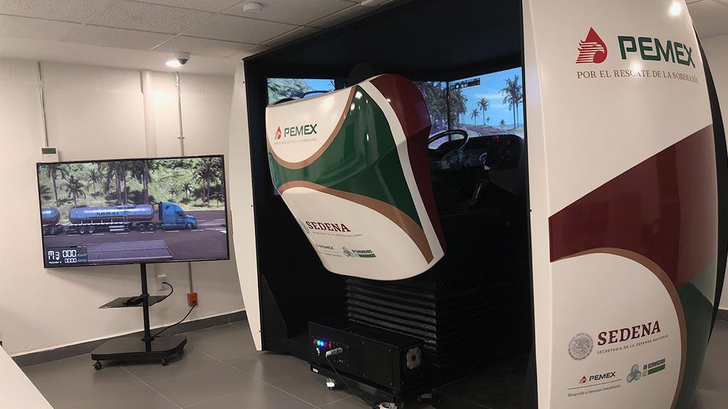 Simulador Pemex