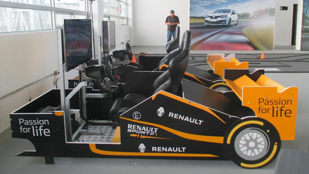 Simulador Renault