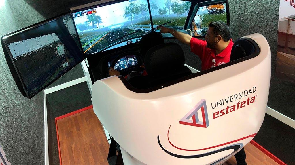 Simulador Transporte Estafeta