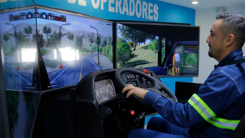 Simulador Transporte Lala