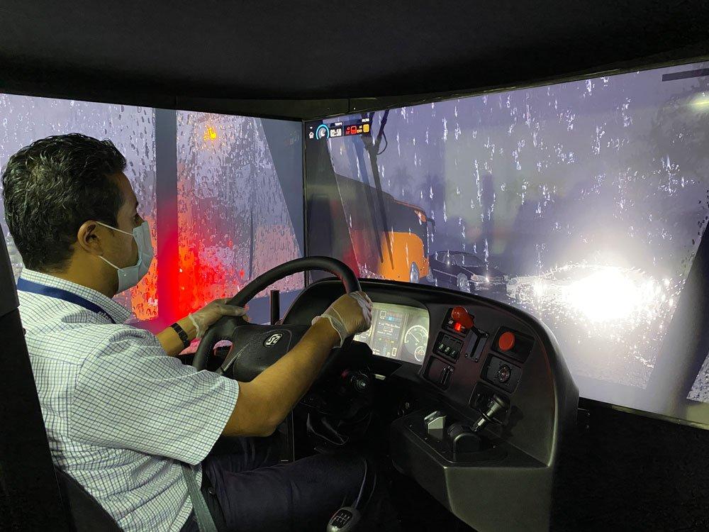 Simulacion Siniestro Real