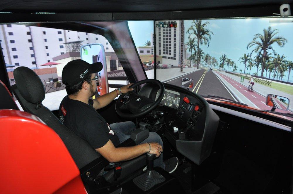 Simulador De Transporte Apex
