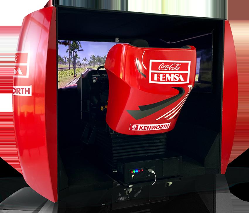 Simulador Coca Cola Femsa 2