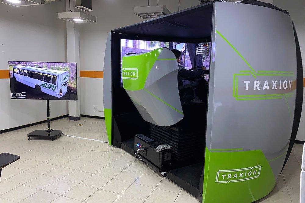 Simulador Traxion