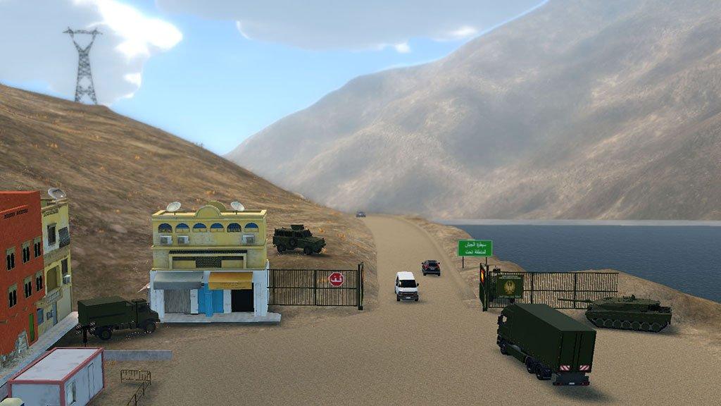 Simulador De Tanque Apex 1