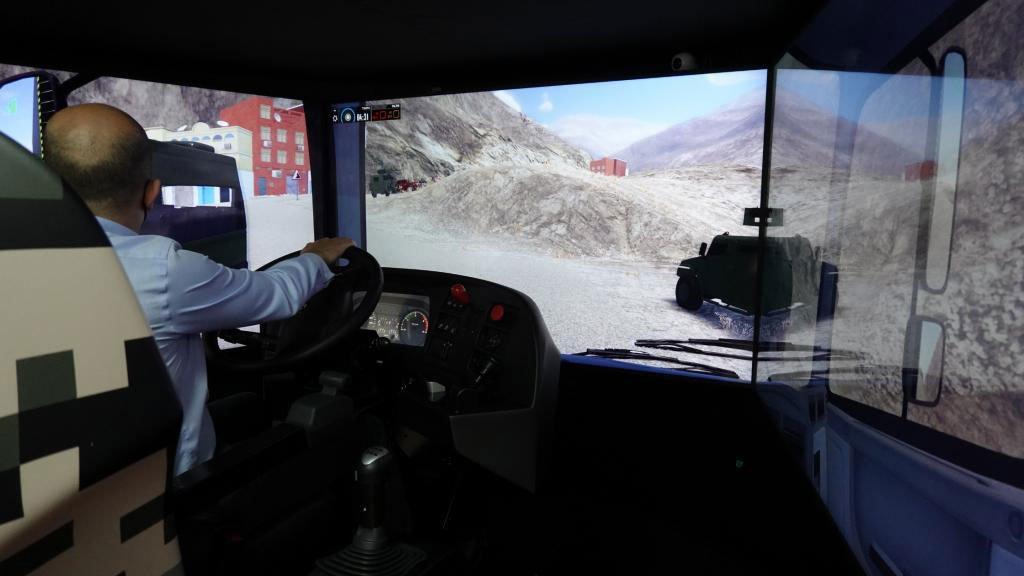Simulador De Tanque Apex 4