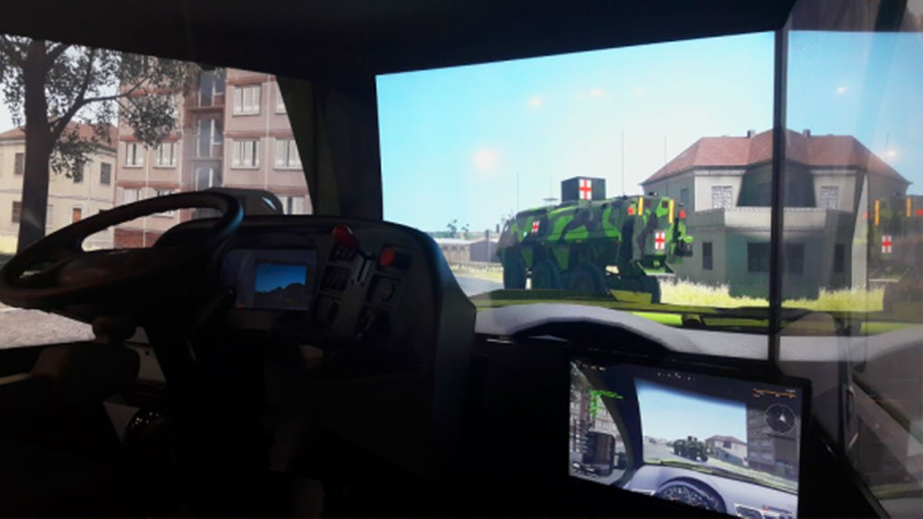 Simulador Militar Apex 1