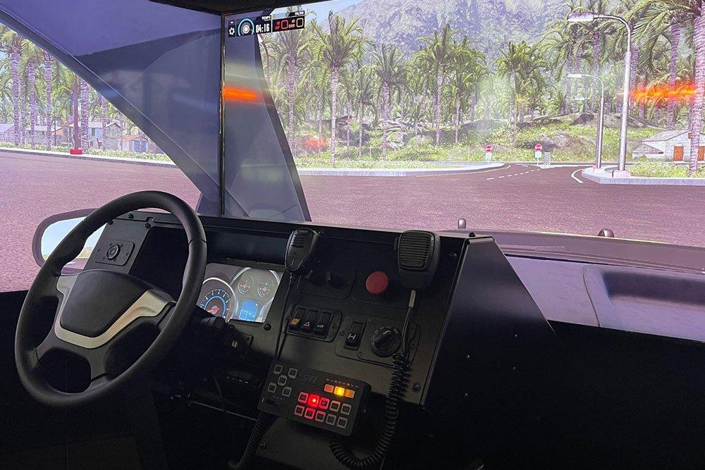 Simulador De Patrulla Policia Apex 4
