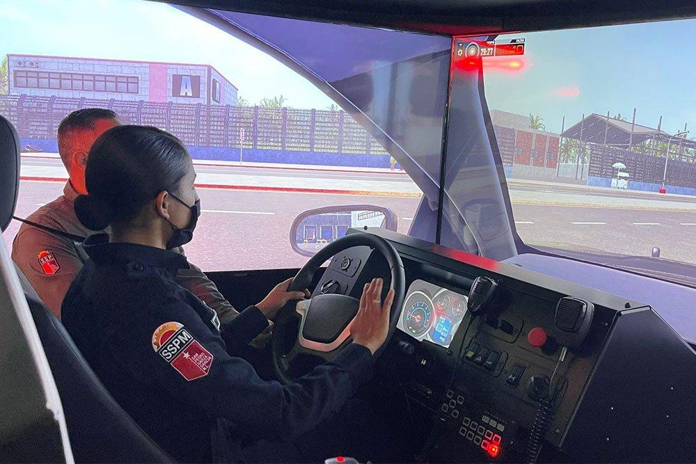 Simulador De Patrulla Policia Apex